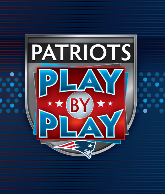Patriots Play by Play Promotion