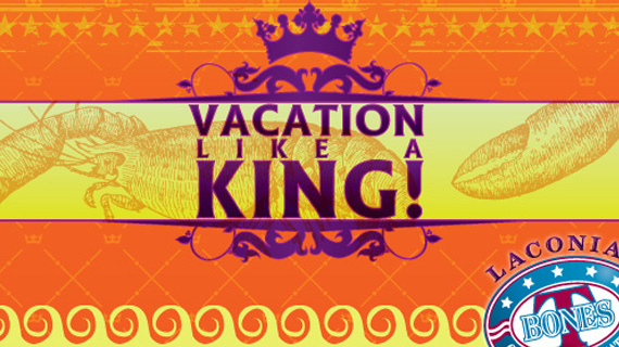 Vacation Like a King