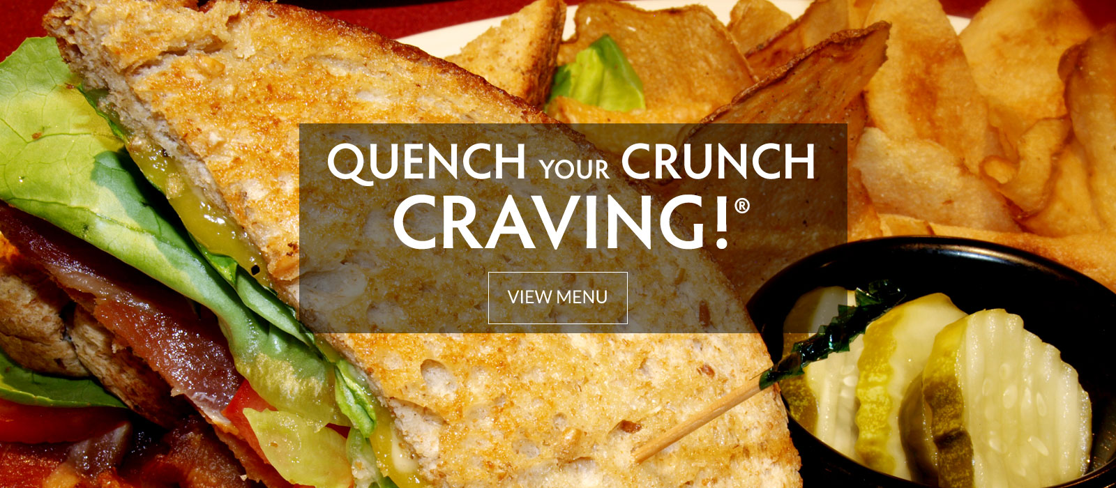 Quench your crunch craving!
