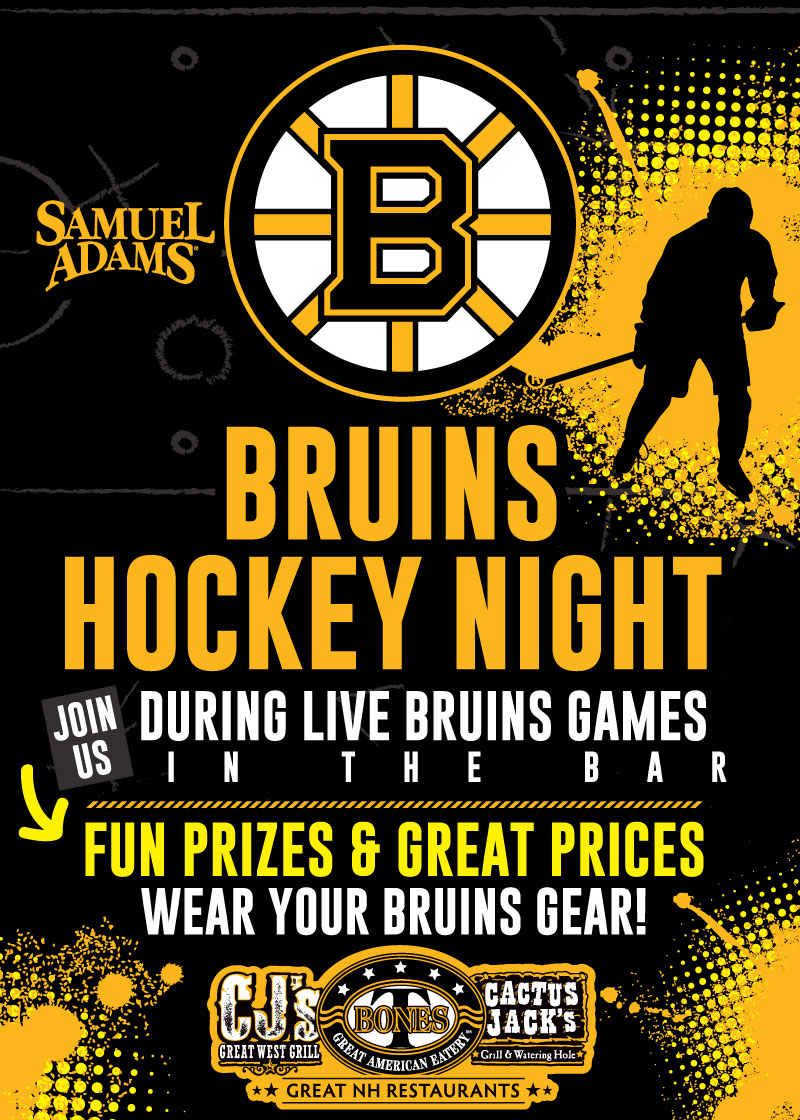 Bruins Hockey Night