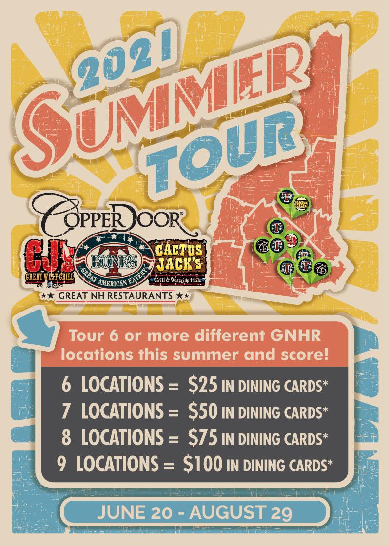 Summer Tour & Score