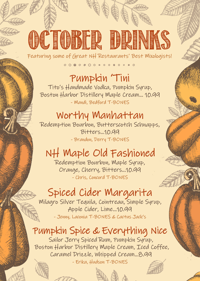 Featured Drinks