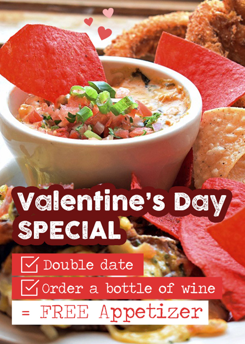 Valentine's Day DOUBLE DATE Special